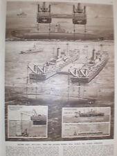 Article prints salvage sub HMS Truculent 1950