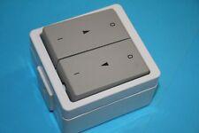 Schalter,Vedder Jalousie Taster 93281D auf Putz IP44