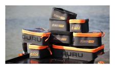 Gourou Bait Box taille au choix Angelbox Köderbox Boîte de rangement