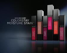 (1) NEW  Revlon Colorstay Moisture Stain, You Choose!!!!