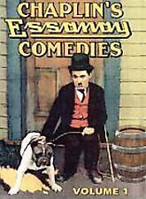 Chaplins Essanay Comedies, Vol. 01 Dvd