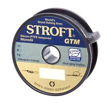 Schnur STROFT GTM Monofile 200m Angelschnur Angelleine Angelsehen Top Qualität