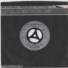 """Fred Wedlock - Oldest Swinger In Town 7"""" Single 1980"""