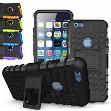 Per iPhone 6 / 6S / PLUS Hybrid Armor Heavy Duty Paraurti Duro Custodia Cover & STAND