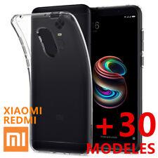 XIAOMI Mix2s/A1/6 REDMI 5/Plus/4X NOTE 5/5A/4/4X COQUE HOUSSE SILICONE GEL CASE