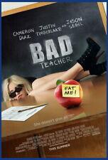 145300 BAD TEACHER Classic CAMERON DIAZ Wall Print Poster UK