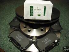 Range Rover Sport Supercharged/TDV8 Delantero Discos & Almohadillas SFP500070 SDB000624 Genuino