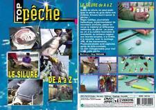 DVD Le silure de A à Z  - Pêche des carnassiers - Top Pêche