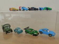 Walt Disney Cars Bully land Figur Auswahl Professeur Z, Miguel Camino, Carla V