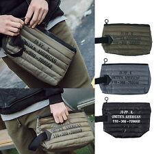 New Unique Style Fashion JS Padding Clutch Pouch Bag Sport Travel Purse Wallet