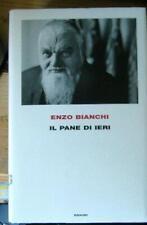 400420904456 Il pane  ieri  Bianchi Enzo