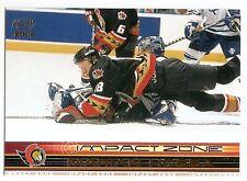 01/02 PACIFIC IMPACT ZONE Hockey (#1-20) U-Pick from List