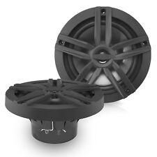 "Enrock Marine 6.5"" High Performance Speakers (Black / White / Charcoal)"