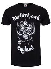 Official Motorhead - England - Men's Black T-Shirt IMPORT