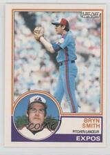 1983 O-Pee-Chee #234 Bryn Smith Montreal Expos Baseball Card