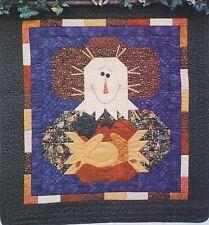 My Scarecrow applique Quilt by Chery Haynes of Prairie Grove Peddler
