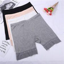 e7eb145e43935 Stretch Safety Lace Under Shorts Seamless Leggings Pants For Women Skirt  Dress