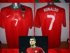 Il Portogallo Bnwt RONALDO NIKE S L XL Casa Maglia Jersey Football Calcio Real Madrid