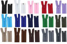 Prym Strickreißverschluss Reißverschluss S9 teilbar Plastik 30 cm z Anstricken