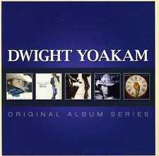 Dwight Yoakam ORIGINAL ALBUM SERIES Box Set GUITARS, CADILLACS, ETC. New 5 CD