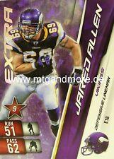 ADRENALYN XL NFL-Jared Allen-Vikings - #18 extra