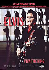 ELVIS PRESLEY VIVA THE KING FILM PORTRAIT NEW DVD iPOD READY SCOTTY MOORE SEALD