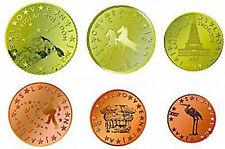 La Slovenia 2007-MAXI Set di 6 monete in Euro (UNC)