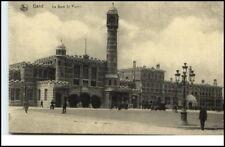 GAND Gent ~1910/20 Flandre Flandern Le Gare Bahnhof AK