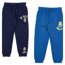 Jungen Sporthose Hose Kinder Jogginghose Minions blau 104 116 128 140 152 #308