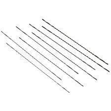 12Pcs 8 Type Scroll Jig Saw Blades Spiral Teeth Carbon Steel Wood Saw Blade