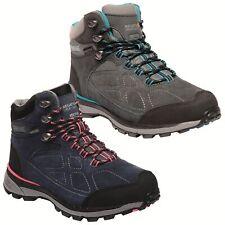Regatta Lady Samaris Suede Waterproof Walking Boots
