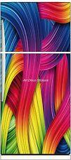 Aufkleber kühlschrank haushaltsgeräte dekor küche Farben 70x170cm ref 562