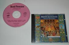 Rondo Veneziano - Venezia Romantica / Baby Records 1992