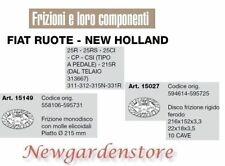 Embrayage disque FIAT PNEUS NOUVEAU HOLLAND 25R 25RS 25CI 15149 15027 compatible