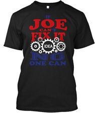 Joe Can Fix It - If Can't Idea No One Hanes Tagless Tee T-Shirt
