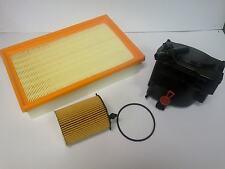 Ford Focus C-Max 1.6TDCi Diesel Service Kit Oil + Air + Fuel Filter 2003-2008