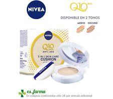 NIVEA Q10 PLUS ANTI-ÂGE CARE COUSSIN 3 EN 1 15G ANTI-AGE MAQUILLAGE CRÈME
