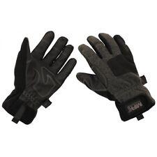 Trekmates Ullscarf M Handschuh Fingerhandschuh Damen Herren Fleece Lederbesatz Camping & Outdoor
