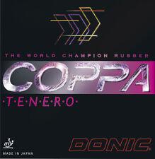 Donic Coppa Tenero Rot / Schwarz 1,5 - max.mm Neu