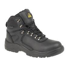 Amblers Steel FS218  - Chaussures montantes de sécurité, noir, EUR (FS624)