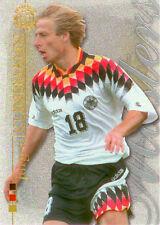 2004 Futera World Football Masters MS4 J. Klinsmann