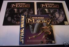 STAR WARS Behind THE MAGIC programma pc originale