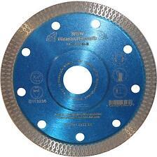 Diamantscheibe 115 125 Feinsteinzeug Fliesen Granit Diamant-Trennscheibe 1,2mm