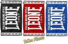 ASCIUGAMANO LEONE AC914  ACCESSORI PALESTRA BOXE THAY KICK MMA