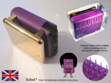 Biz Brush™ NEW DETANGLING TRAVEL HAIR BRUSH + BATTERY PHONE CHARGER + LED TORCH