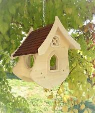 Vogelhaus Liselle, Nisthaus, Meisenkasten, Vogelhäuschen, Futterhaus