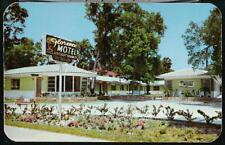 Daytona Beach Fl Florence Motel Vtg Florida Postcard