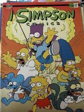 I Simpson Comics n°2 1998 ed.Macchia Nera