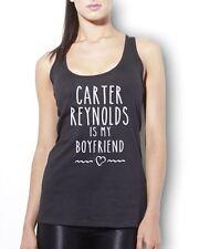 CARTER Reynolds è il mio Fidanzato-Merch Ragazze Da Donna Canotta Tank Top Molte Taglie