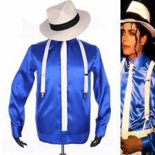 """Nuevo álbum """"Bad"""" Smooth criminal Michael Jackson concierto Hombres Traje Juegos con disfraces Disfraz"""